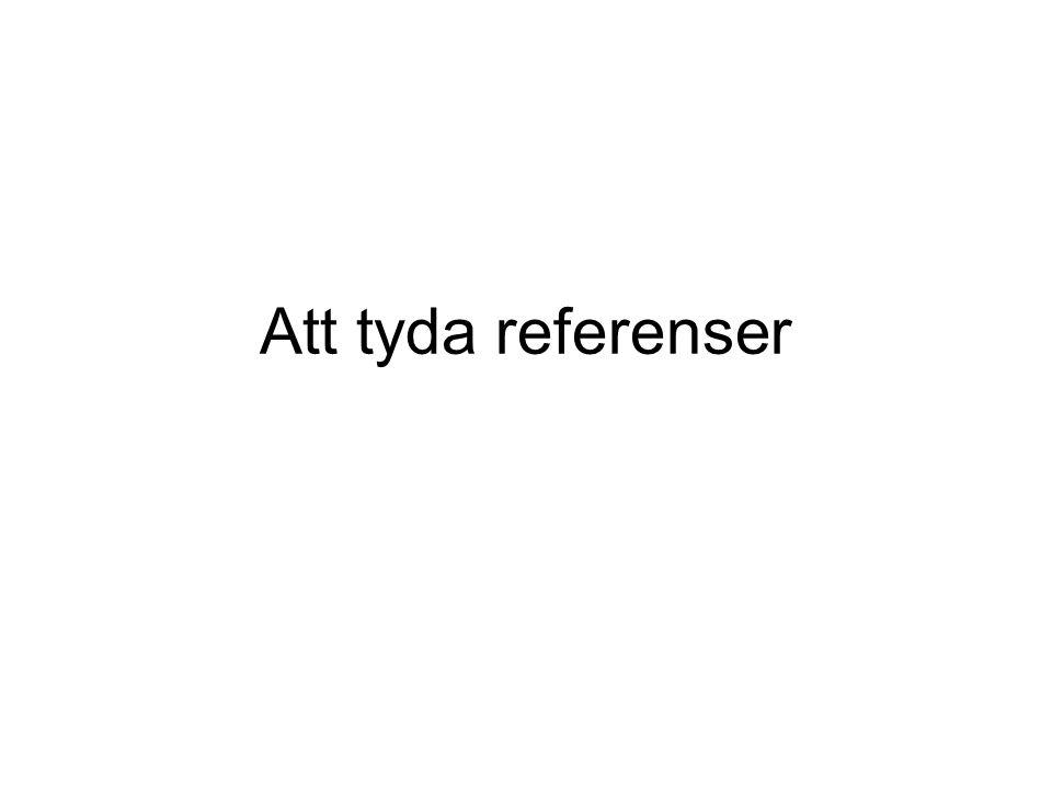 1) Artikeln går att få upp på skärmen och skrivas ut på papper Välj knappen SFX UmeåUB
