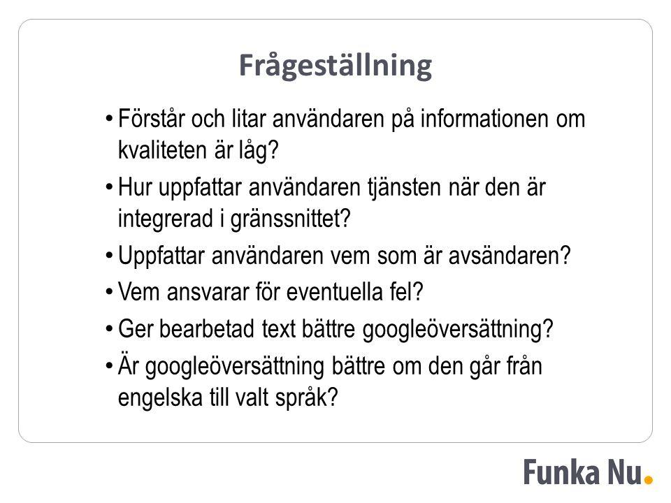 Test 1 Citat Detta är inte finska. Det är finska ord men inte finska.