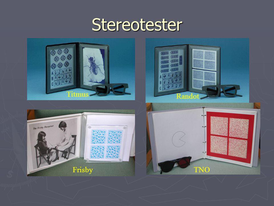 Stereotester Titmus Randot FrisbyTNO