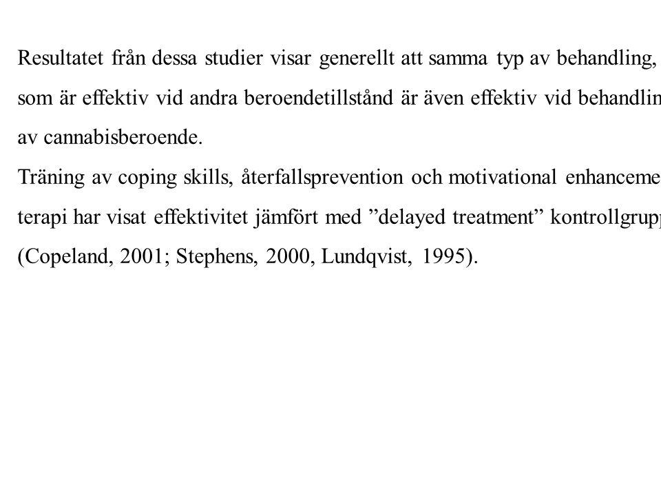 3) Copeland J et al, Australien, 2001.