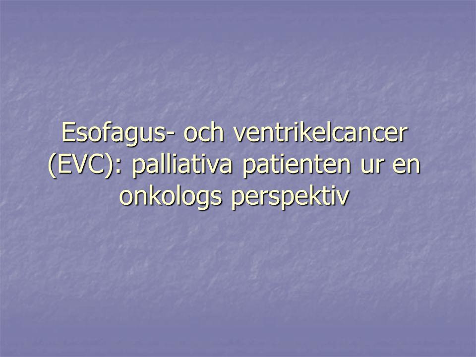 1. Förlopp 2. Cytostatikabehandling 3. Strålbehandling