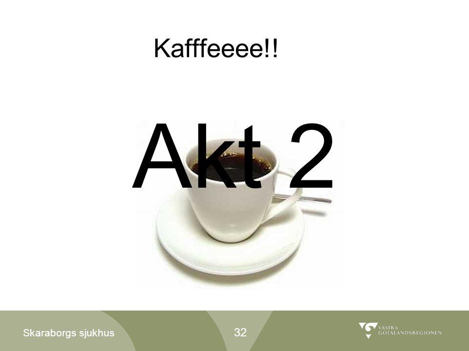 Skaraborgs sjukhus Kafffeeee!! Akt 2 32