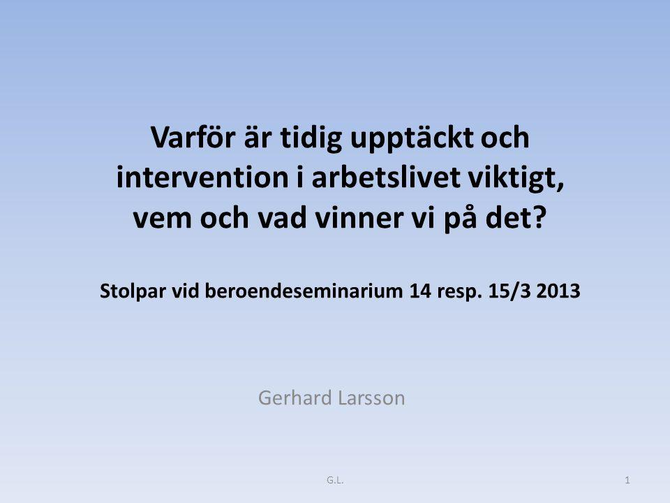 En bakgrund – mina intryck o förslag från Missbruksutredningen 2009- 11, som : Såg över den samlade svenska missbruks- och beroendevården med målsättningen att skapa en kunskapsbaserad vård som utgår från individens behov.