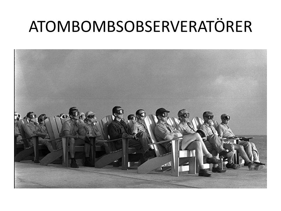ATOMBOMBSOBSERVERATÖRER