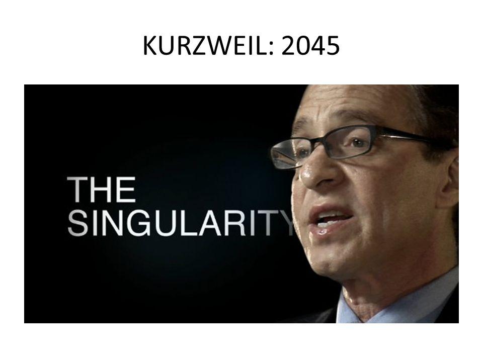 KURZWEIL: 2045