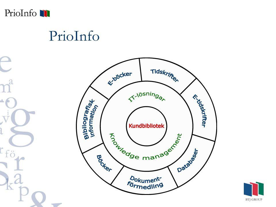 PrioInfo