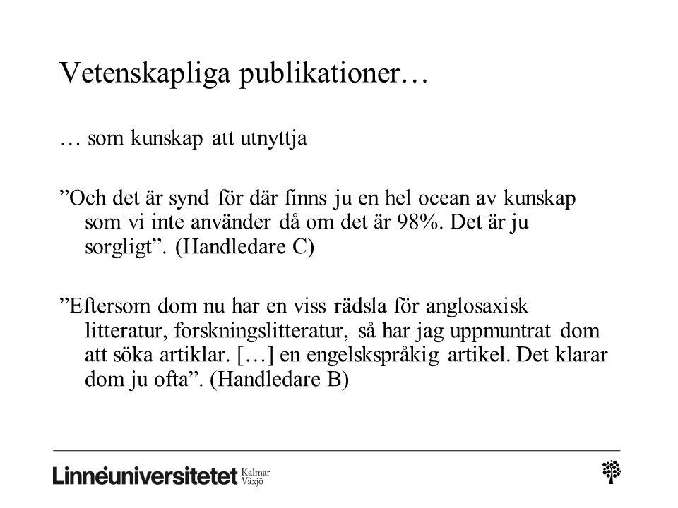 Litteratur Davis, Philip M.(2003). Effect of the web on undergraduate citation behavior.