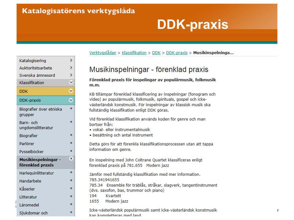 2014-04-10 Sidnummer 8 DDK-praxis