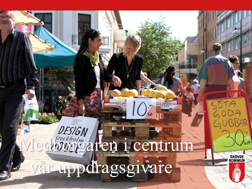 Arbetstillfällen i förhållande till befolkningen KommunUtveckling invånare 2006-2012 % ökningNya arbetstillfällen 2006-2012 Antal nya jobb i relation till nya invånare Jönköping 85137%706083% Växjö 74379,60%386752% Uddevalla 22164,40%94742,50% Trollhättan 24474,60%-2402-98% Borås 55425,60%552199,60% Örebro 112198,80%715764% Borlänge 24955,30%197779% Helsingborg 99498,10%641865% Halmstad 50075,70%459692% Skövde 22324,50%3394152% Lidköping 8742,30%62871,80% Falköping 5041,60%738146% Grästorp -123-2%135-110% Essunga -215-3,80%322 Vara -451-2,80%21 Götene 2131,70%-255-121%