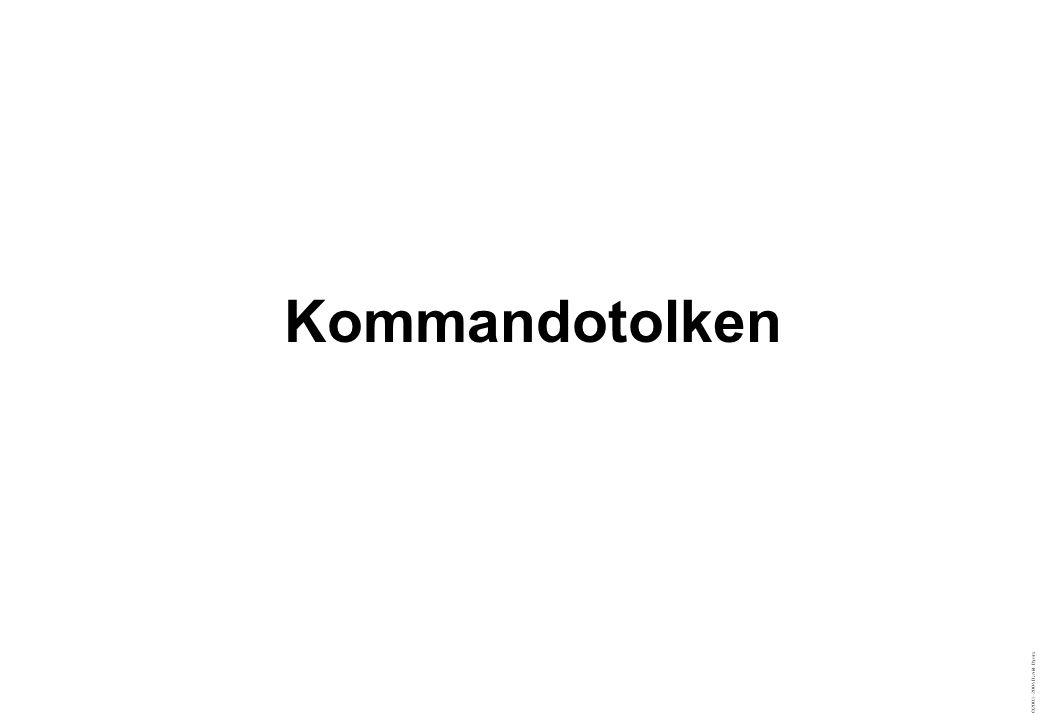 ©2003–2004 David Byers Kommandotolken