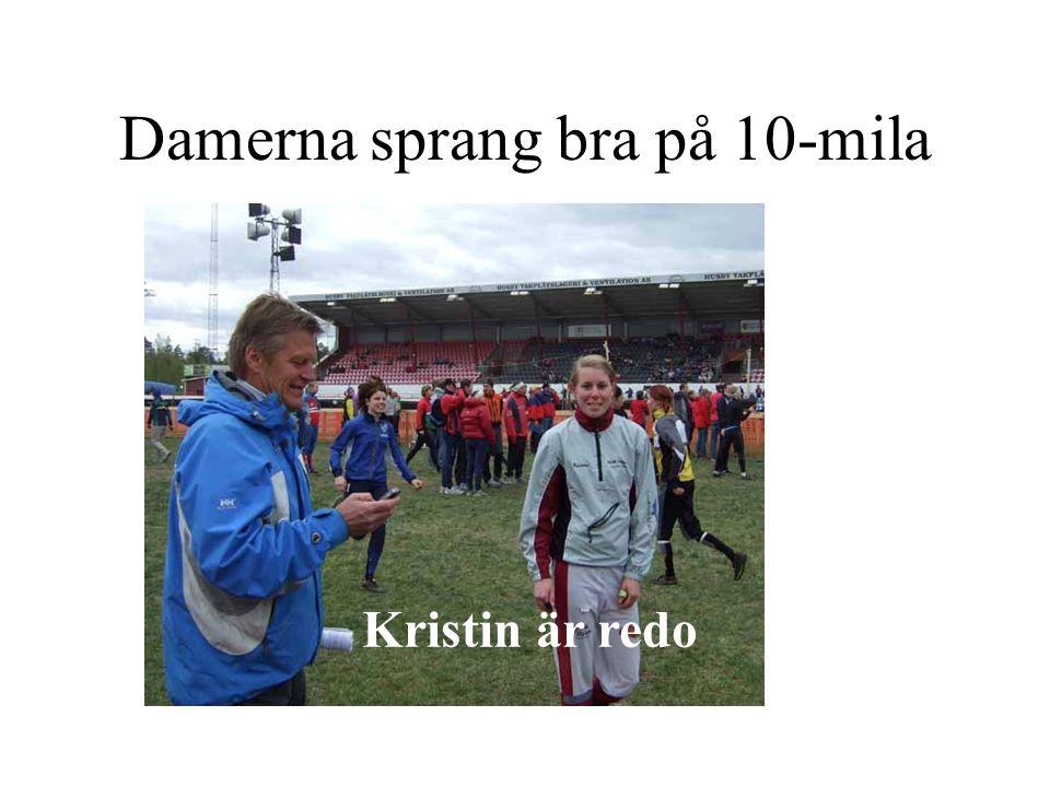 OL-säsongen börjar i Åhus …med champagne!