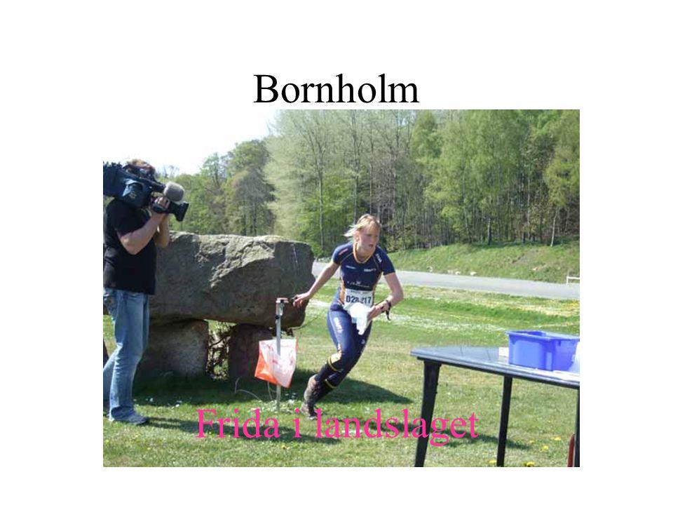 Klubbresan gick till Bornholm