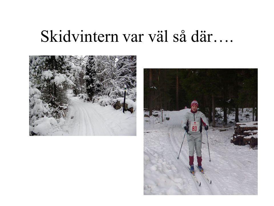 Smålandskavlen Lidingö vann… …och Södertälje
