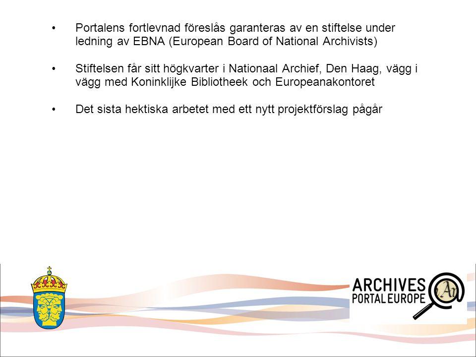 APEnet konsortiet anser att Europeana och Kommissionen inte förstår arkivens problematik och att man gör för lite för att skapa synlighet för arkivmaterial i portalen