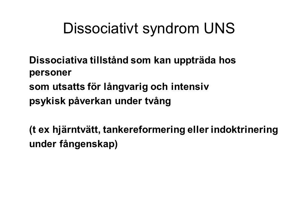 Psykiatriska erfarenheter –Omkring 100 personer/år i hela Sverige –Mörkertal –Ingen samlad erfarenhet –Avsaknad av rutiner