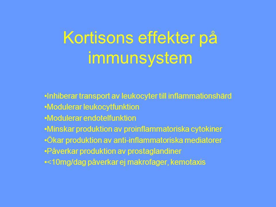 Slutsats - Även mindre doser av konventionella läkemedel kan hos predisponerade ge svåra opportunistiska infektioner - Flera agens samtidigt - ej ovanligt hos immunsupprimerade - Snabb och extensiv diagnostik + snabb behandling är livräddande