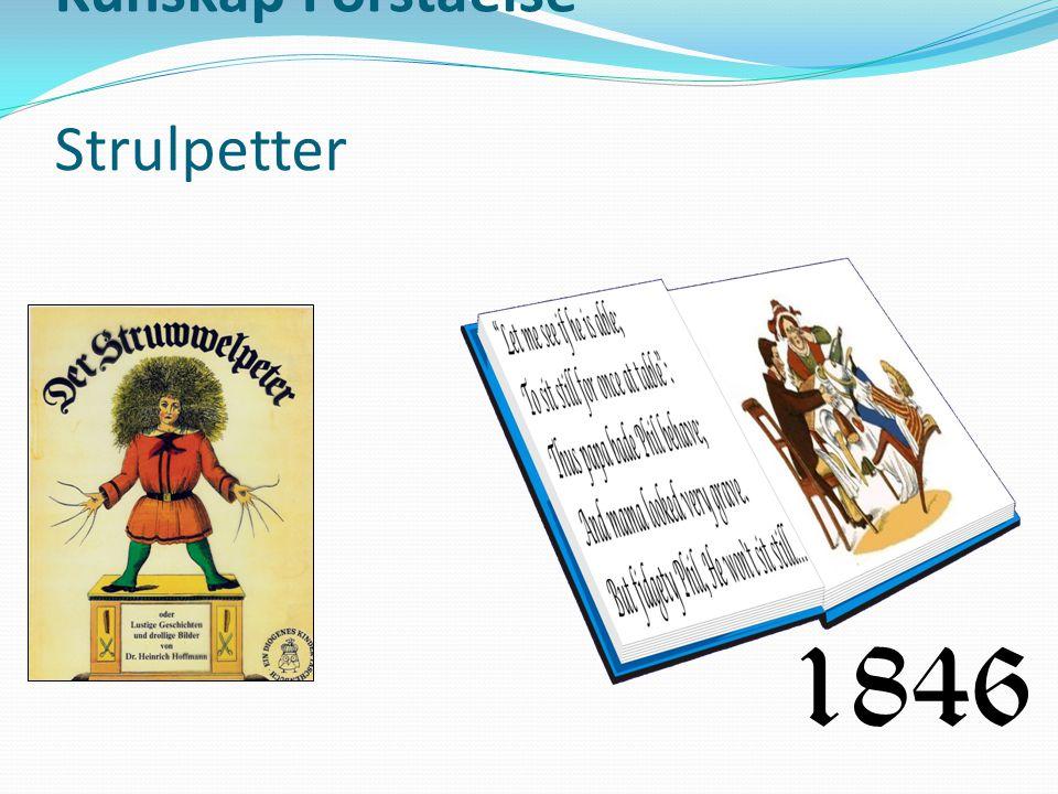 Kunskap Förståelse Strulpetter 1846