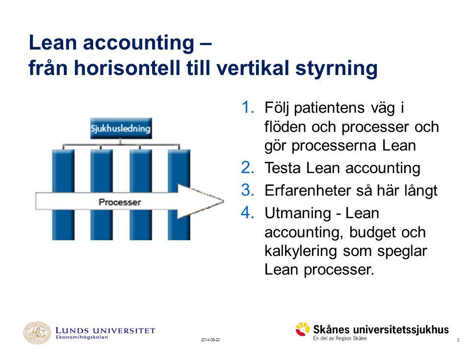 22014-08-20 Lean accounting – från horisontell till vertikal styrning 1.