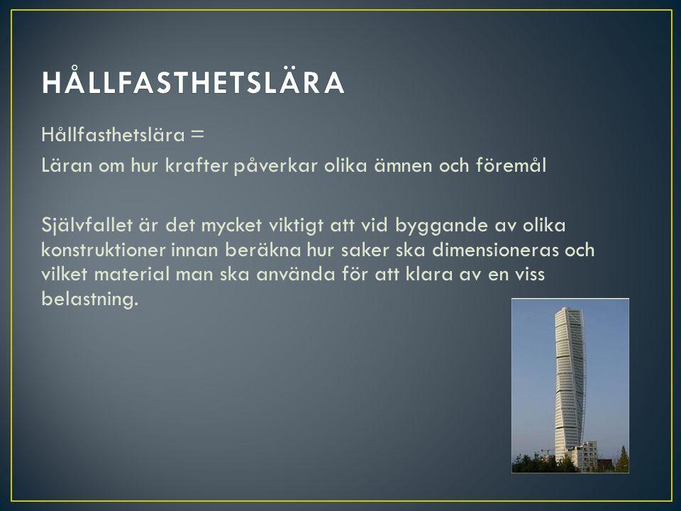 Eifeltornet är byggt av ett luftigt nätverk av balkar ihopsatta till trianglar.