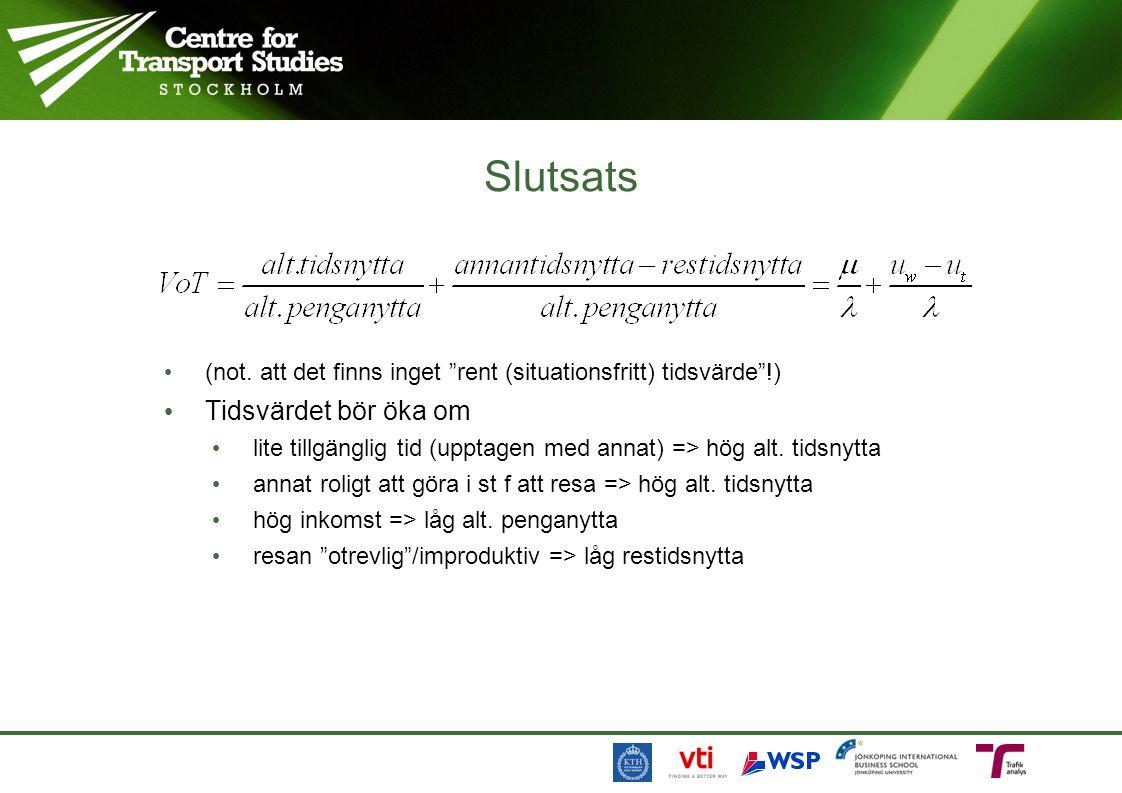 Slutsats (not.