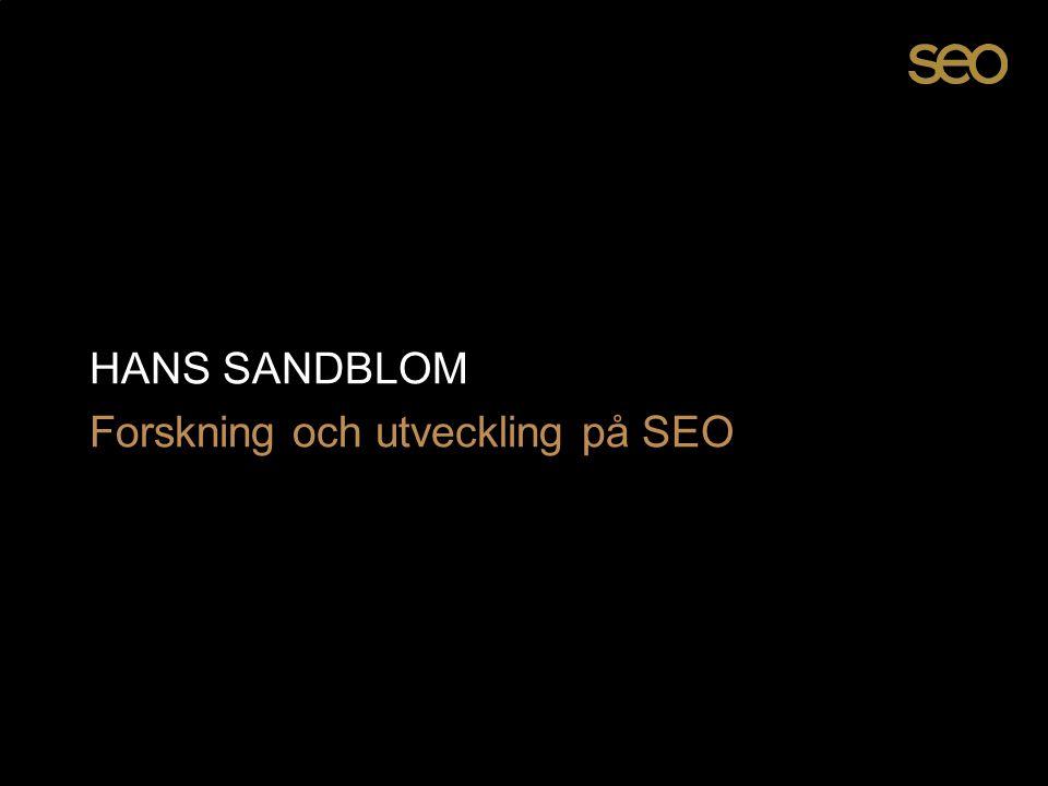 FILOSOFI Vi hjälper våra kunder att bli vinnare på sökmotorerna.
