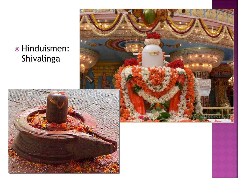  Hinduismen: Shivalinga
