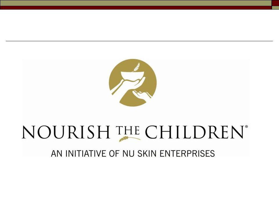 Nu Skins mission Vårt mål är att verka för det goda i världen genom att hjälpa människor förbättra sina liv genom givande affärsmöjligheter, innovativa produkter och en berikande positiv kultur.