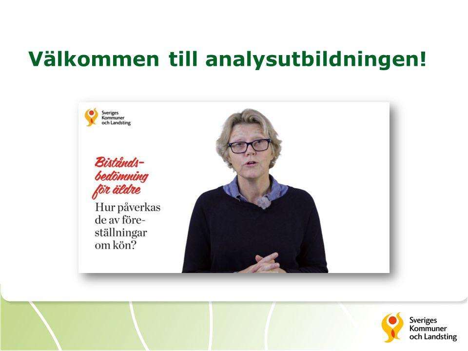 Exempel: Bistånd till äldre i X-köping