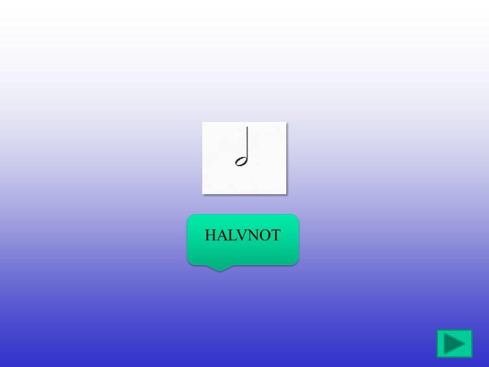 HALVNOT