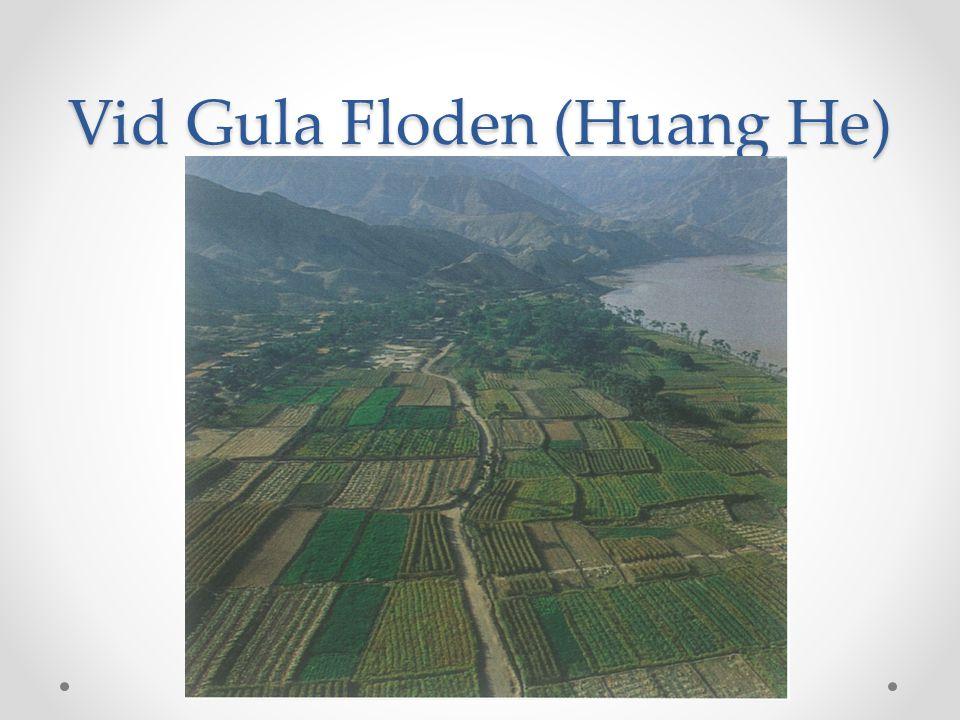 Vid Gula Floden (Huang He)