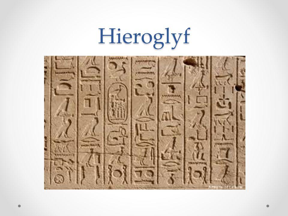 Hieroglyf