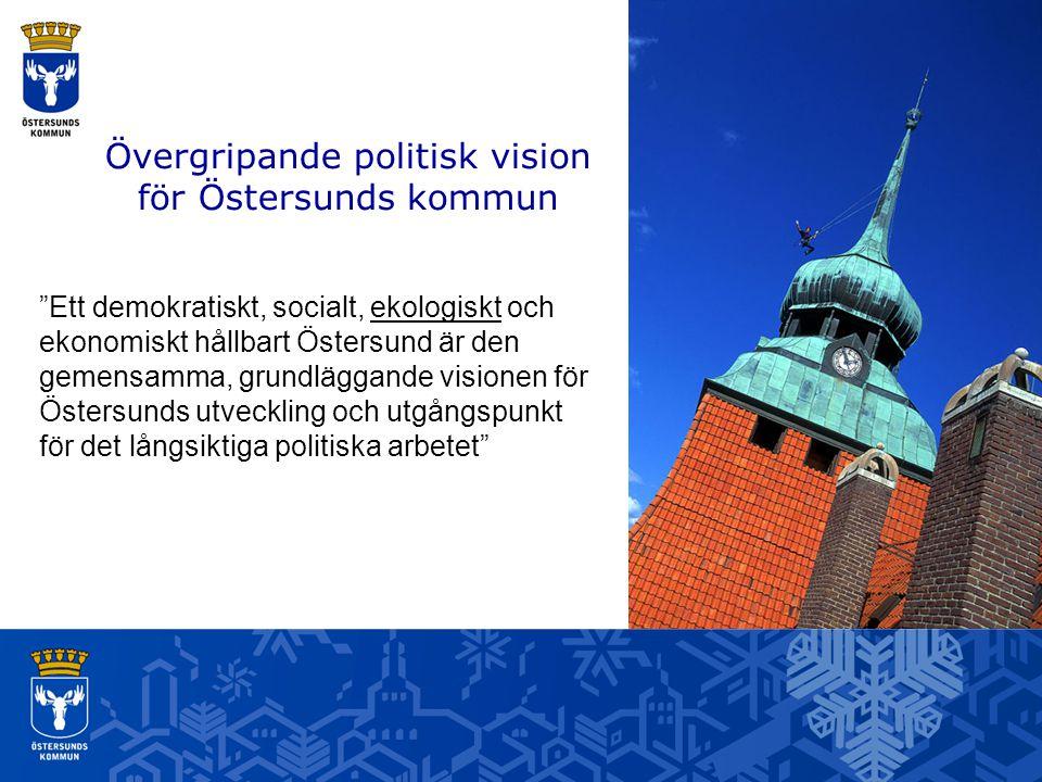 Miljöpolicy 2014 Vinterstaden Östersund tänker, genomför och kommunicerar smarta miljölösningar på kort och lång sikt.