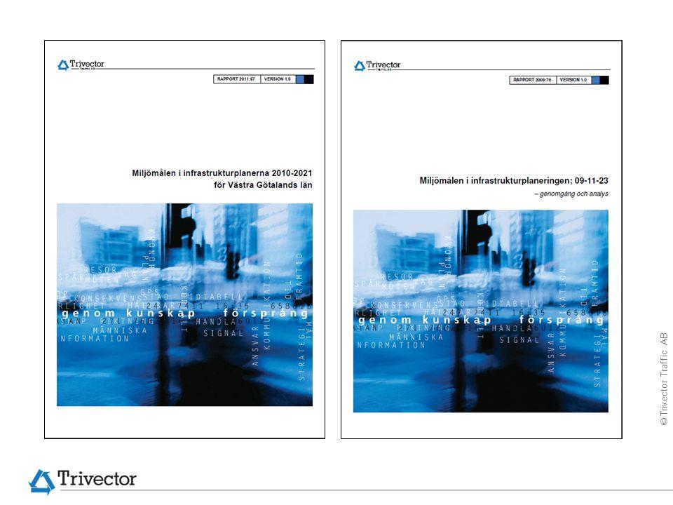 Genomförande Genomgång och analys av –samlade effektbedömningar –fyrstegshistoriker för drygt hundra infrastrukturinvesteringar (väg, järnväg, sjöfart) Länsplaner och deras miljöbedömningar.
