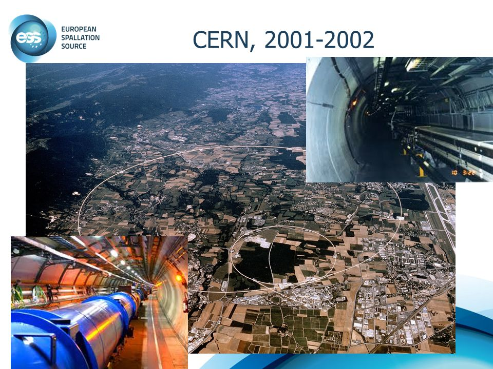 CERN, 2001-2002