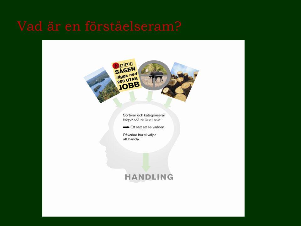 Skogens kontroverser – två exempel  Ett regeringsuppdrag om skogsskydd och dess effekter i Jokkmokks kommun (2002-2008) Den traditionella 'spelplanen'  Globala trender och framtidens skogsbruk (Future Forests) Den nya 'spelplanen'