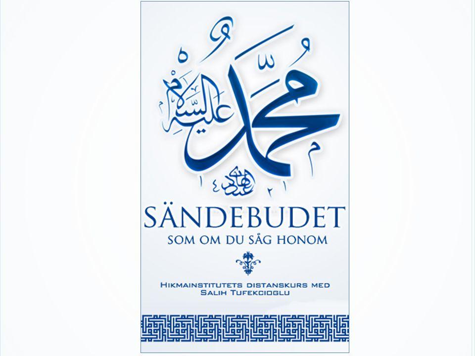 Översikt  Förra gången  Profetens generositet och rättvisa
