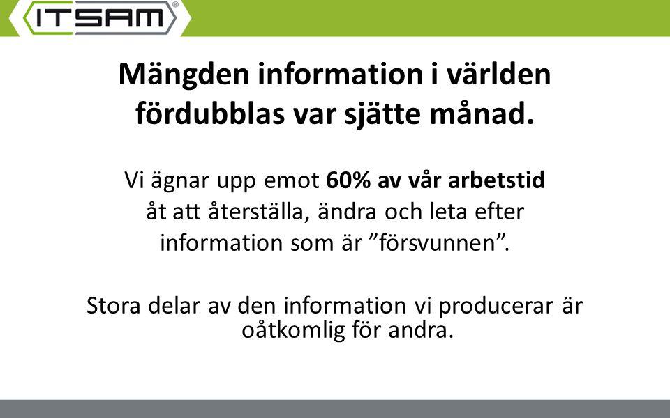Tips på arbetssätt Samverka internt och externt.