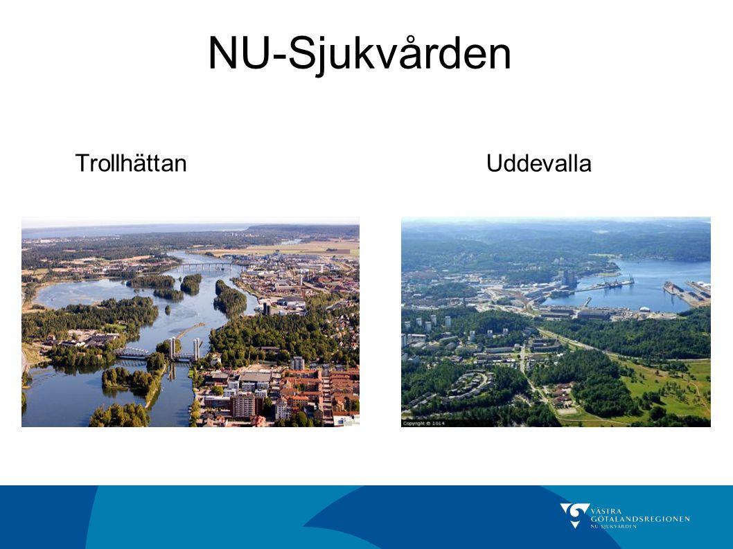 NU-Sjukvården Trollhättan Uddevalla