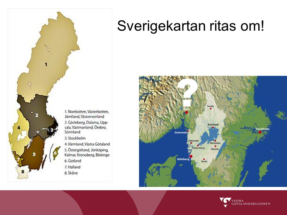 ? Sverigekartan ritas om!