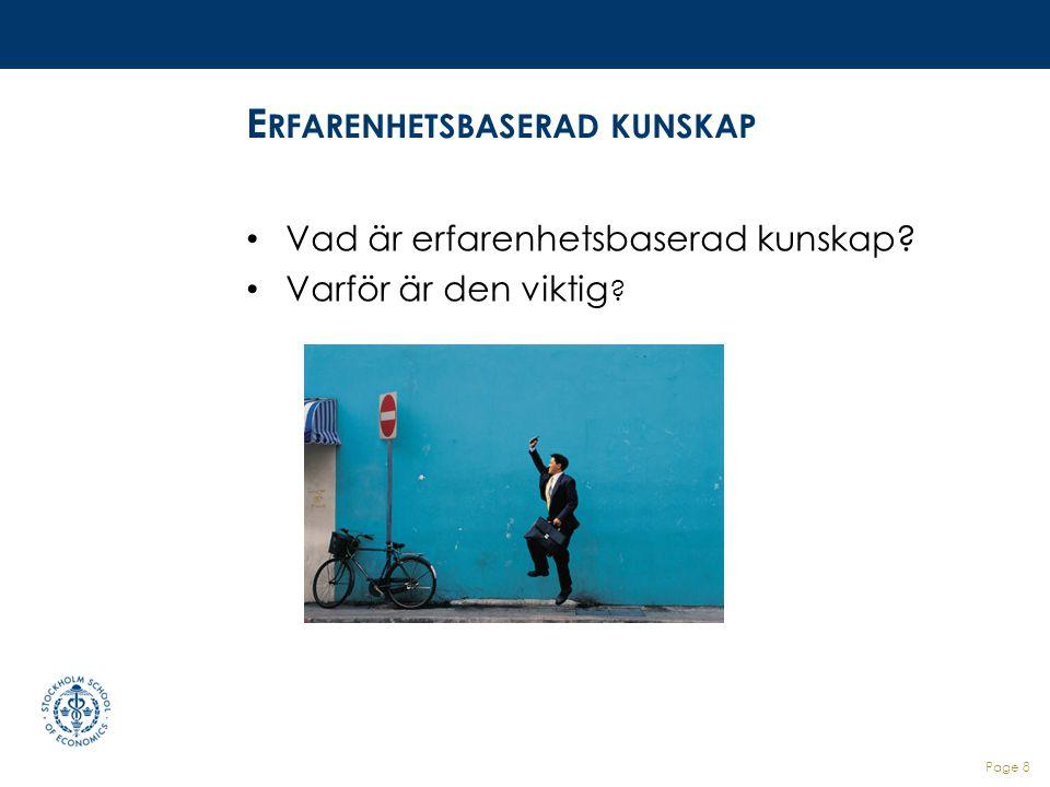 Företag Leverantör Komplementerande leverantör Sverige Danmark Kund Leverantörens leverantör Kundens kund Kund Kundens kund Konkurrent Kundens kund Tyskland Kund Konkurrent ETT AFFÄRSNÄTVERK