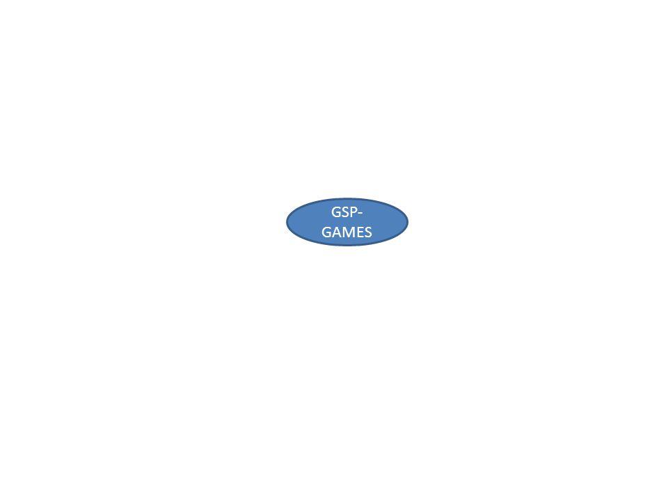 GSP- GAMES