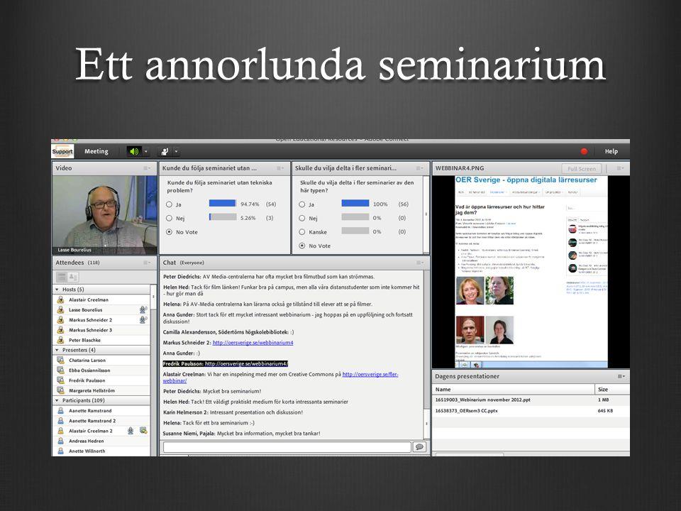 Chatarina Larsson - universitetsjurist på Umeå universitet Pratade om: Hur får jag använda upphovs skyddat material i min undervisning ?