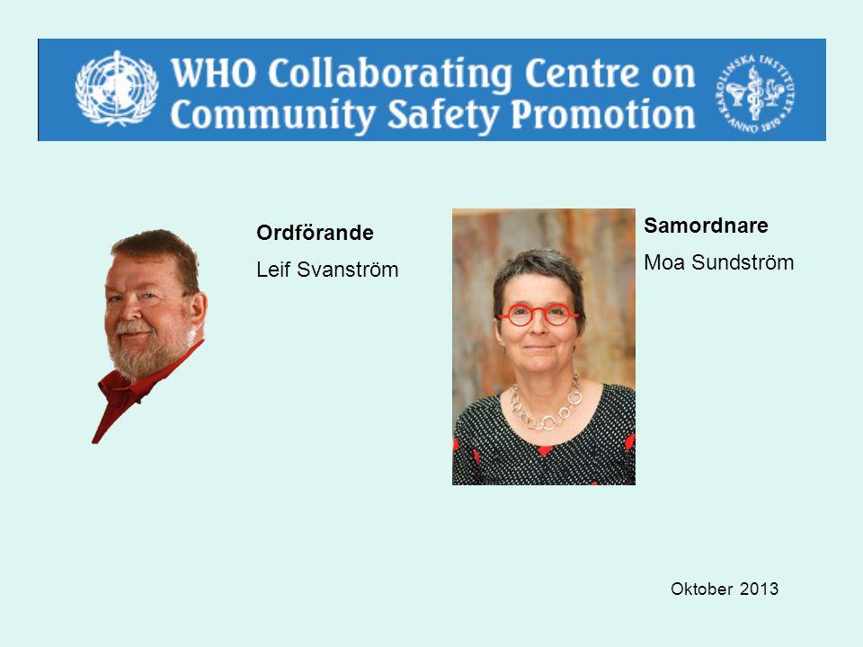 Vad är en Säker och trygg kommun (Safe Community).