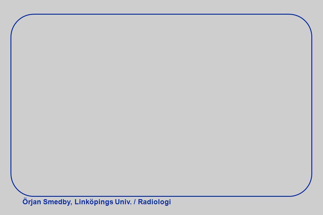 Örjan Smedby, Linköpings Univ. / Radiologi