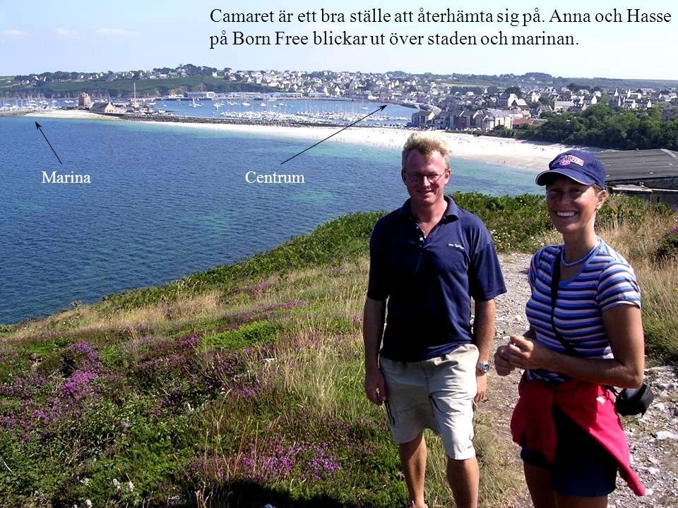 Denna del av Bretagne är väldigt naturskön.
