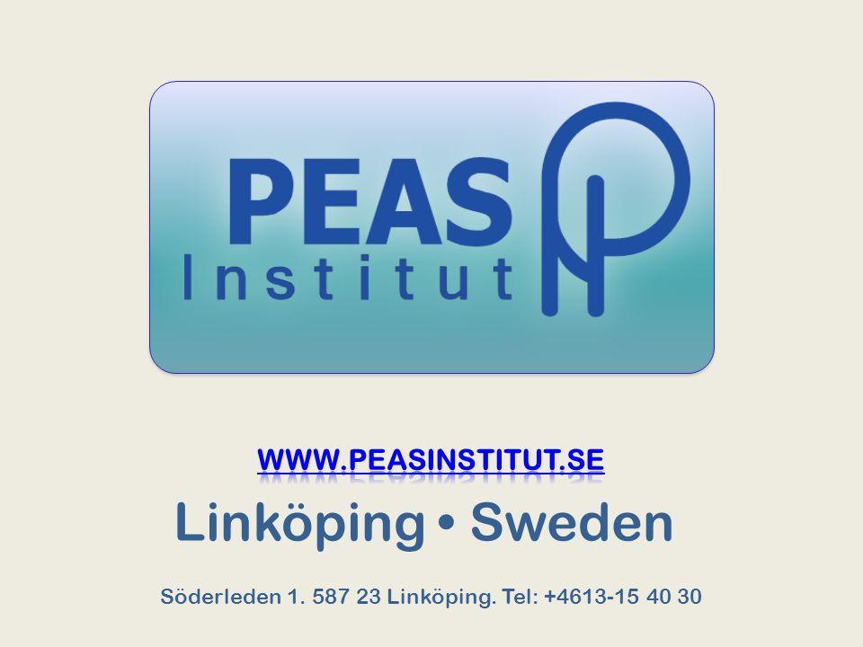 Linköping Sweden Söderleden 1. 587 23 Linköping. Tel: +4613-15 40 30