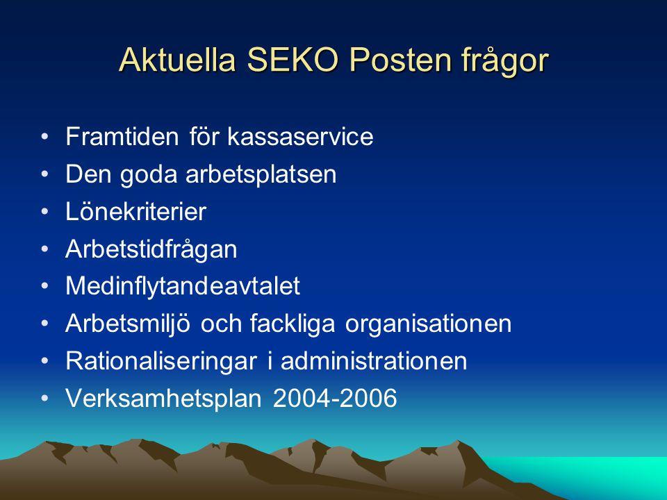 Strategiarbetet affärer Uppdragen i post- och kassaservicelagarna Friska kärnan Partner Gå ur Förankring och samsyn i KLG jan-febr Konsekvensbedöma ef