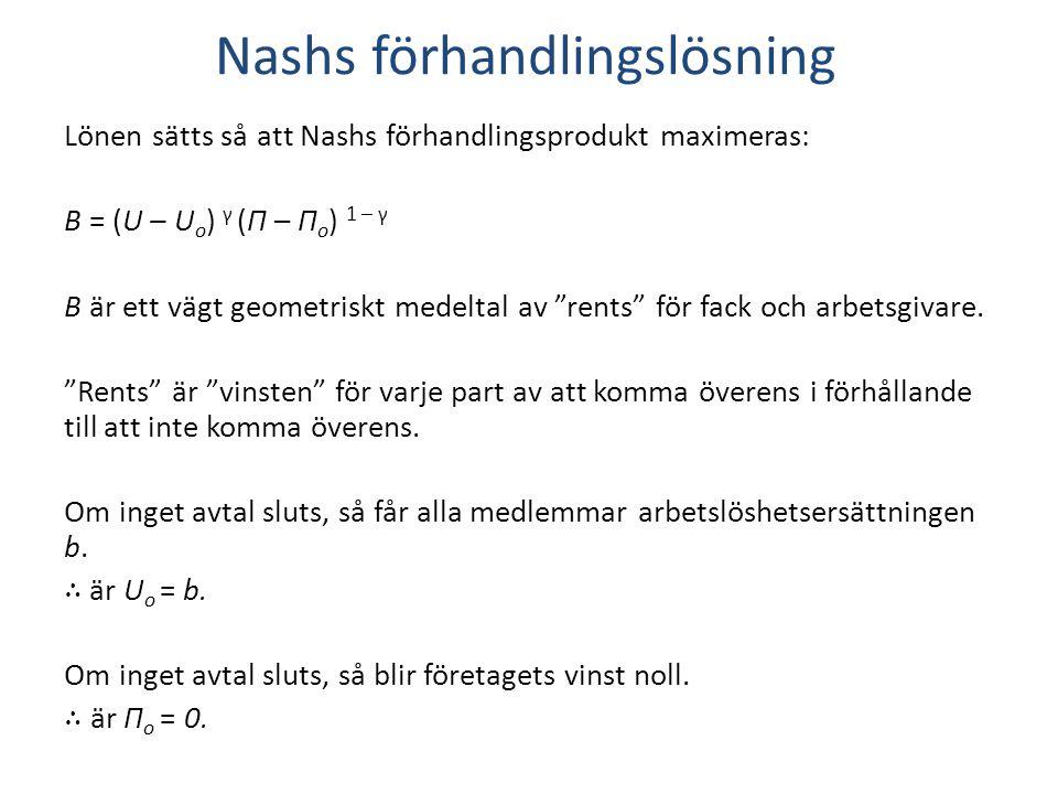 Nashs förhandlingslösning