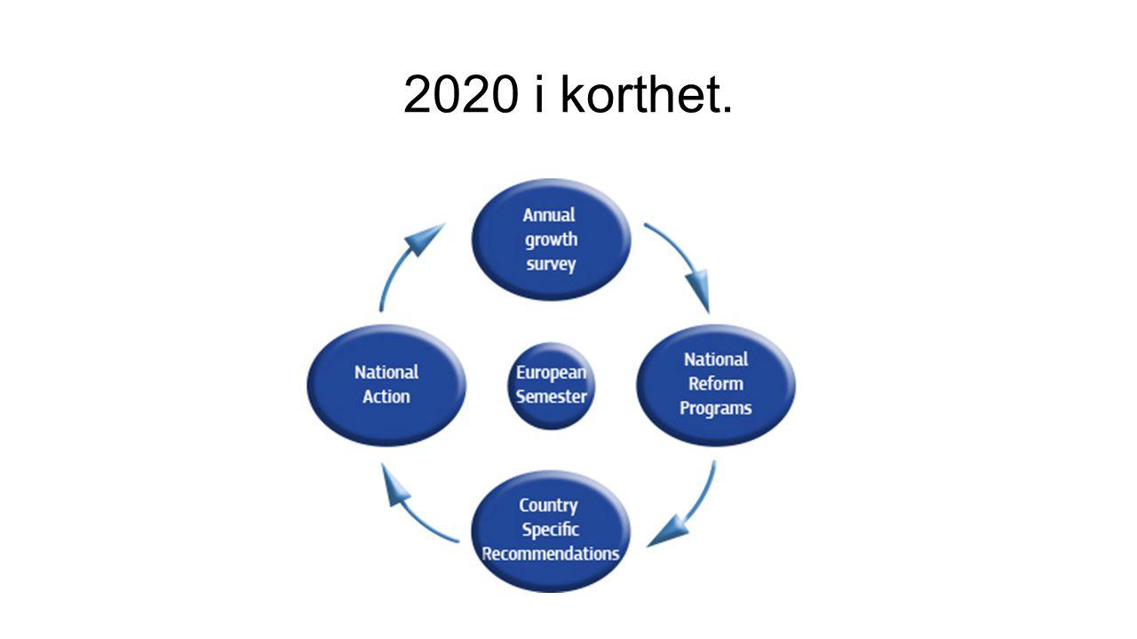 2020 i korthet.