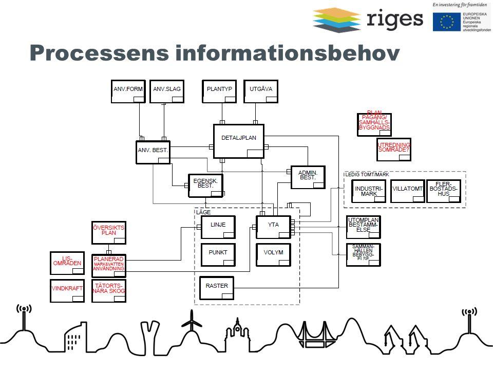 Processens informationsbehov